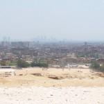 Cairo from Gaza
